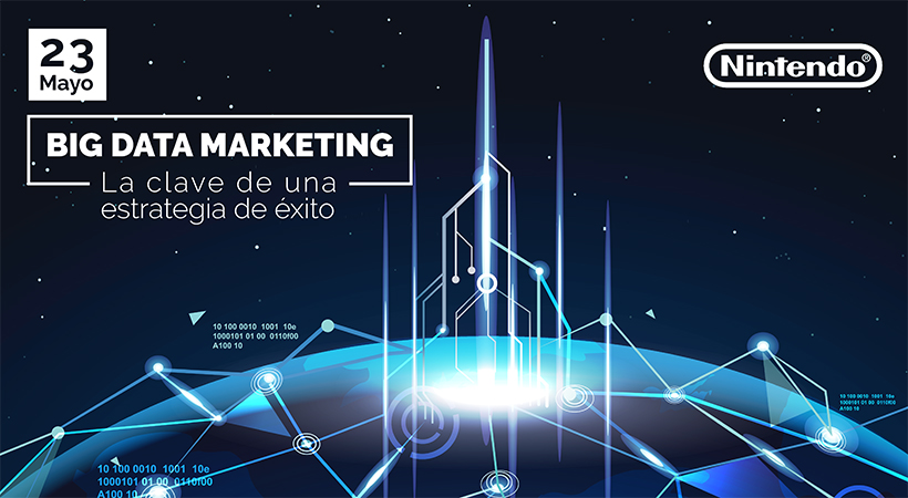 "Foto - NINTENDO – ""Big Data Marketing: La clave de una estrategia de éxito"""