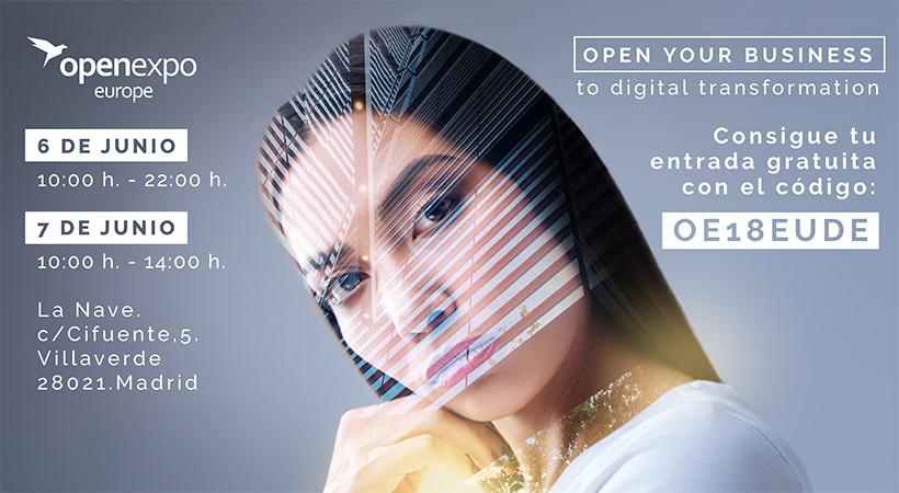 EUDE visita OpenExpo
