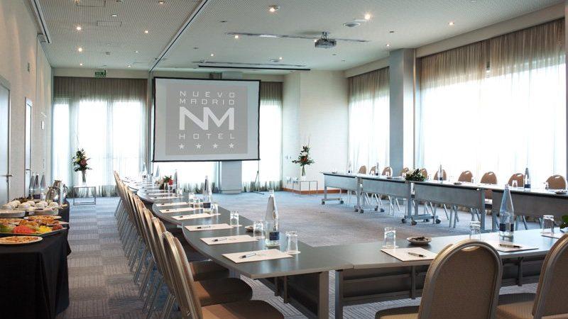 EUDE acuerdo con Hotel Nuevo Madrid