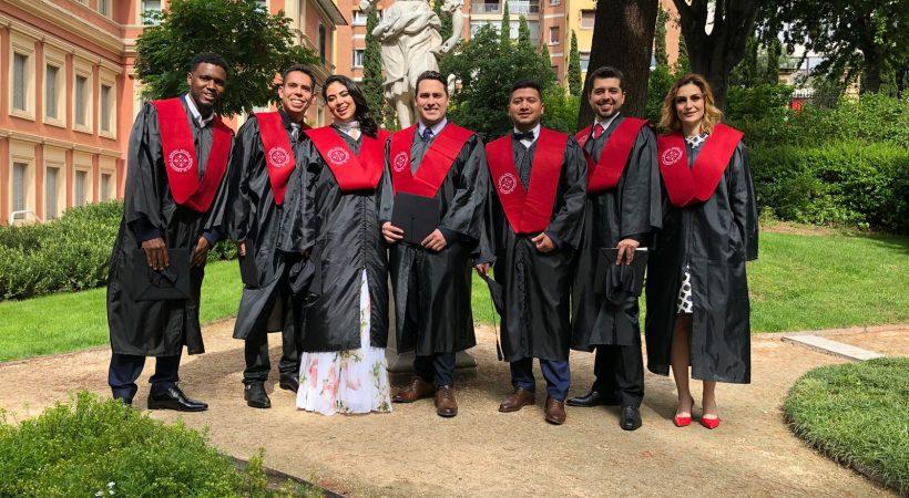 graduación promoción Junio 2017