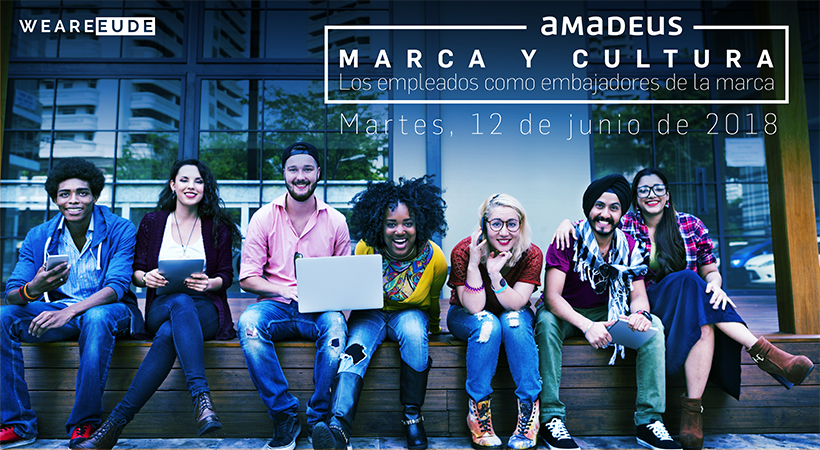 """Foto - """"Marca y Cultura. Los empleados como embajadores de la marca""""- Amadeus it Group"""