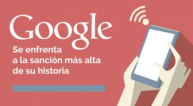 multa histórica google