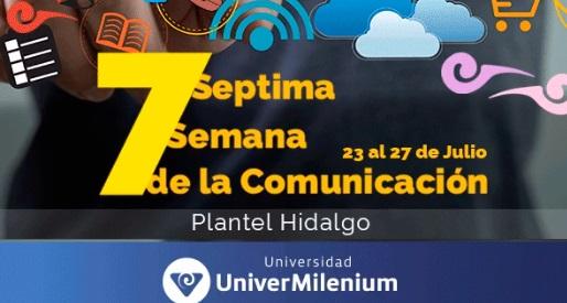 Foto de - Séptima Semana de la Comunicación del 23 al 27 de Julio