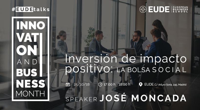Foto - Conferencia Inversión de impacto positivo: la bolsa social