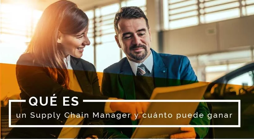 supply chain manager