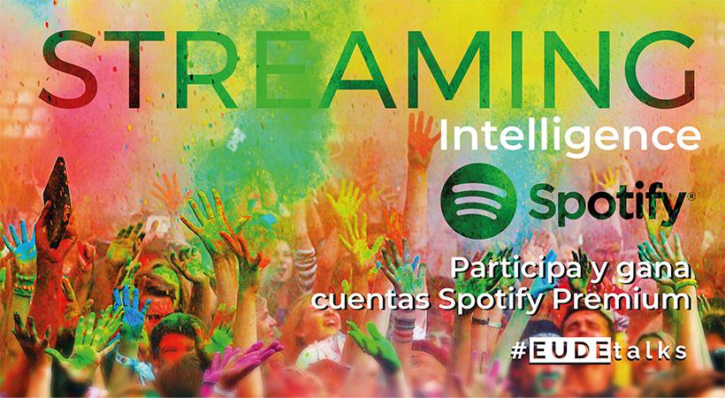 Foto - Seminario-Spotify: Entendiendo a las personas a través de la música: El Streaming Intelligence