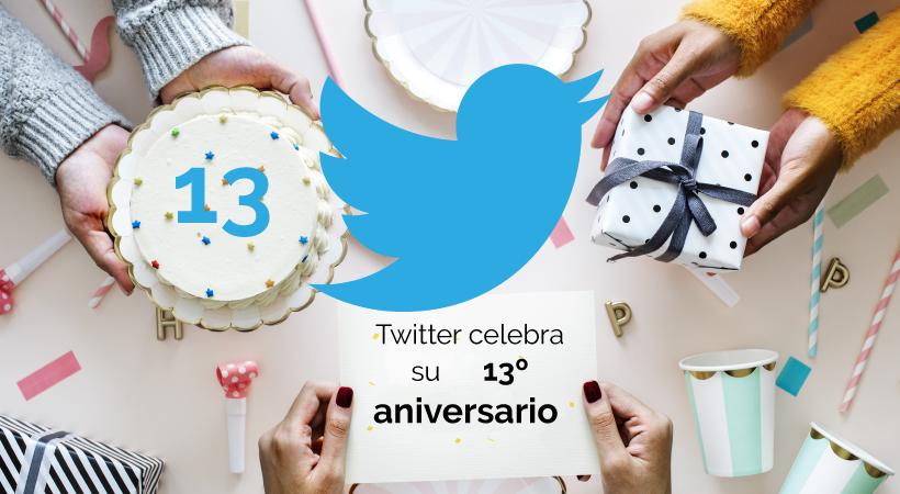 aniversario Twitter