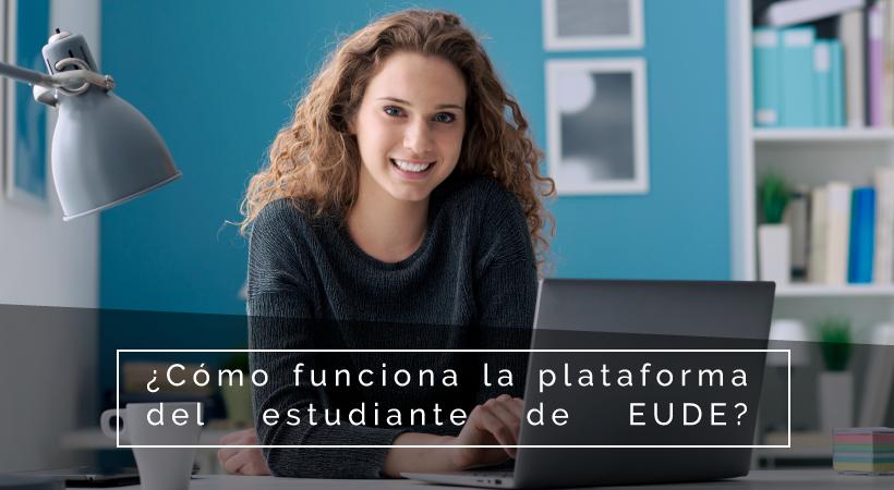 plataforma estudiante de EUDE
