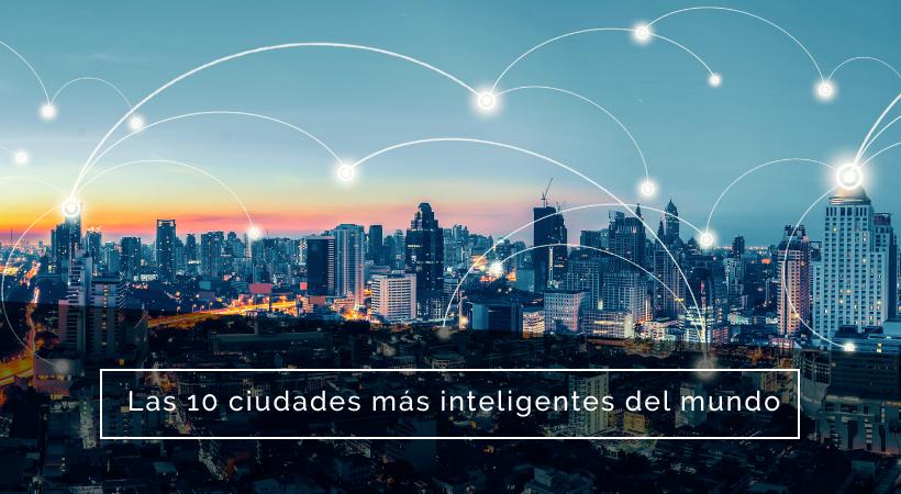 ciudades más inteligentes