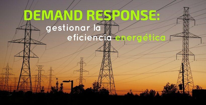 Demand Response