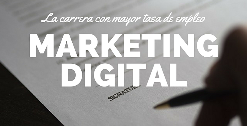Marketing digital y empleo