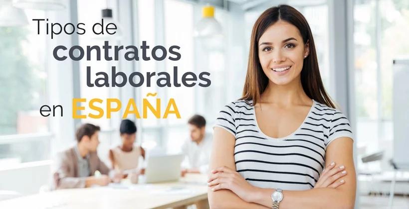 contratos laborales en España