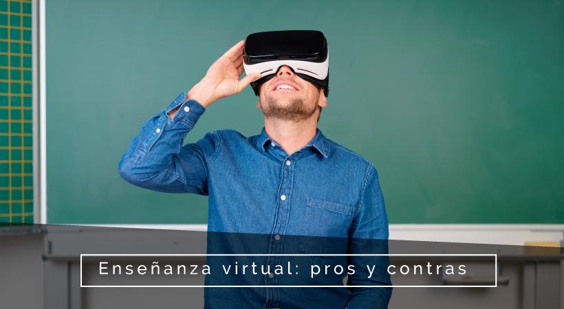 enseñanza virtual