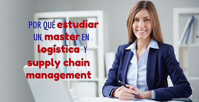 master en logística y supply chain