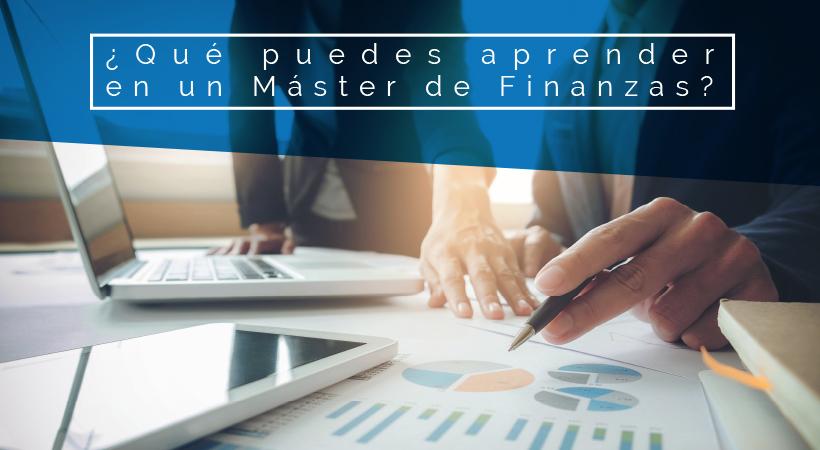 Máster de Finanzas