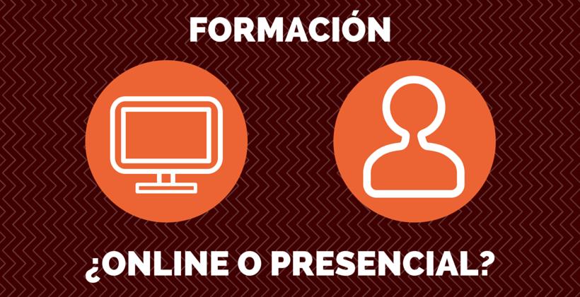 formacion online o presencial