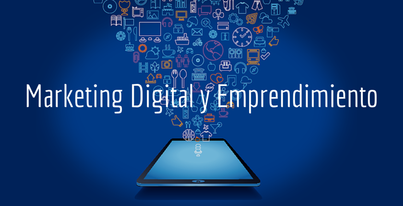 marketing digital y emprendimiento