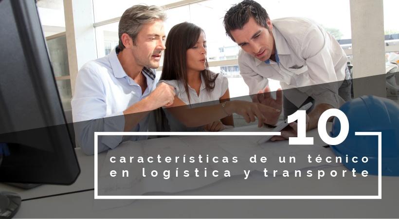 tecnico logistica y transporte