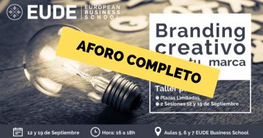 "Foto de - Taller Práctico ""Branding creativo: crea tu marca"""