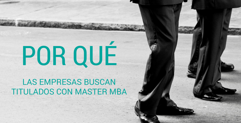 Máster MBA
