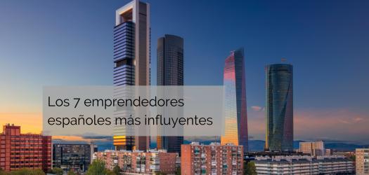 emprendedores españoles