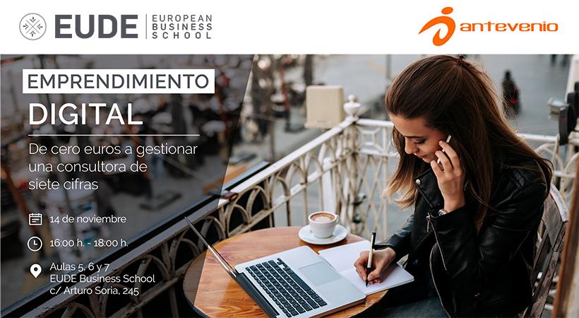 Foto - Emprendimiento digital: De cero euros a gestionar una consultora de siete cifras