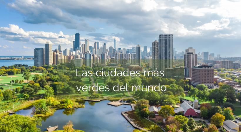 ciudades más verdes