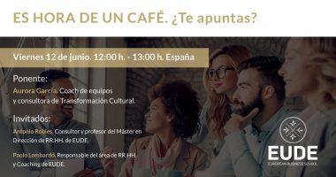 Foto de - ¡ES HORA DE UN CAFÉ! ¿Te apuntas?