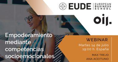 Foto de - Ciclo Webinars OIJ-EUDE | Empoderamiento mediante competencias socioemocionales