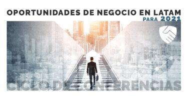 """Foto de - Ciclo de Conferencias """"Oportunidades de negocio en Latam para 2021"""""""