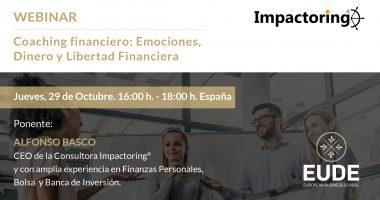 Foto de - WEBINAR | Coaching financiero: emociones, dinero y Libertad Financiera