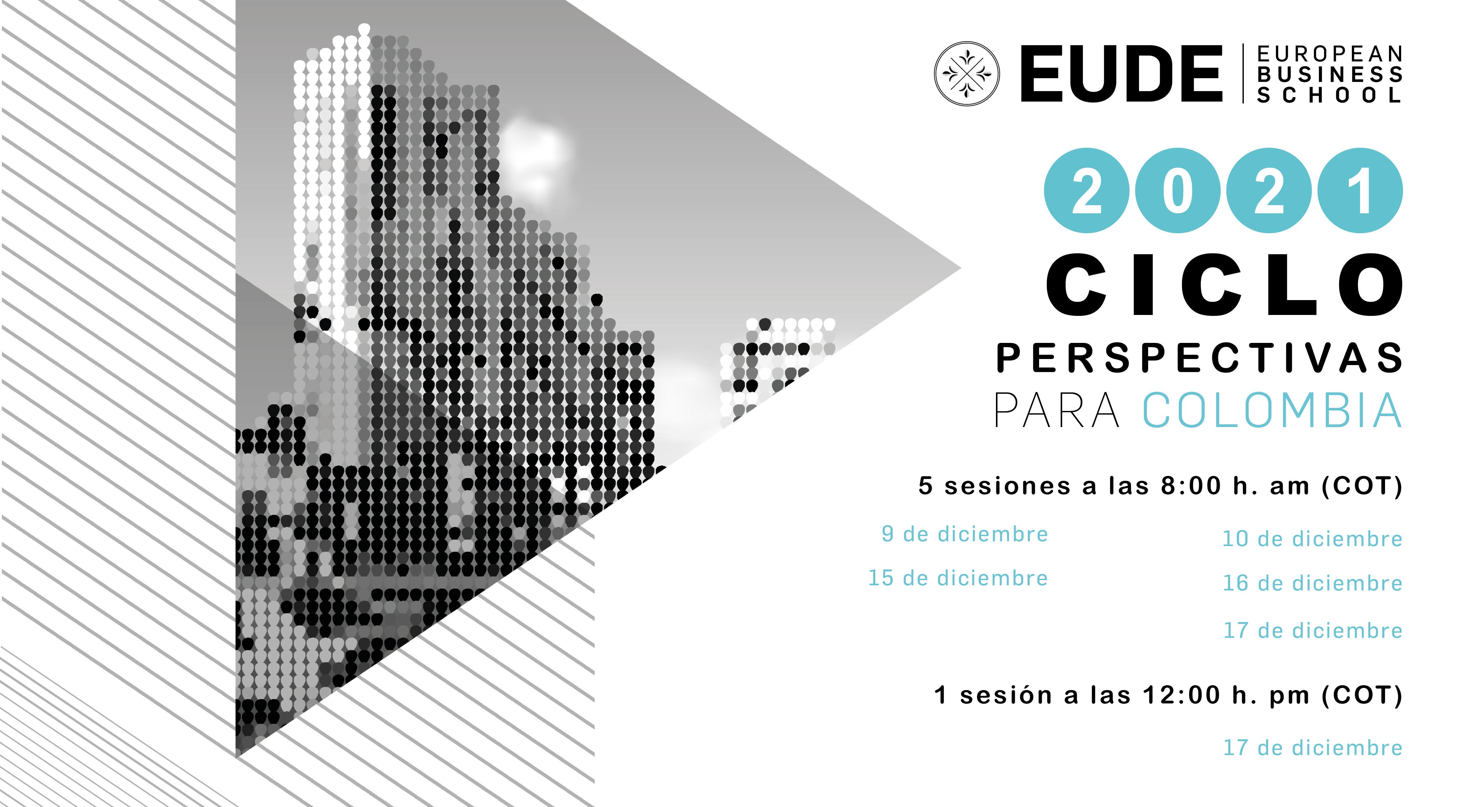 Foto - Ciclo Perspectivas para Colombia en 2021
